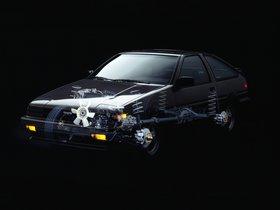 Ver foto 3 de Toyota Corolla GT-S Sport Liftback AE86 1985
