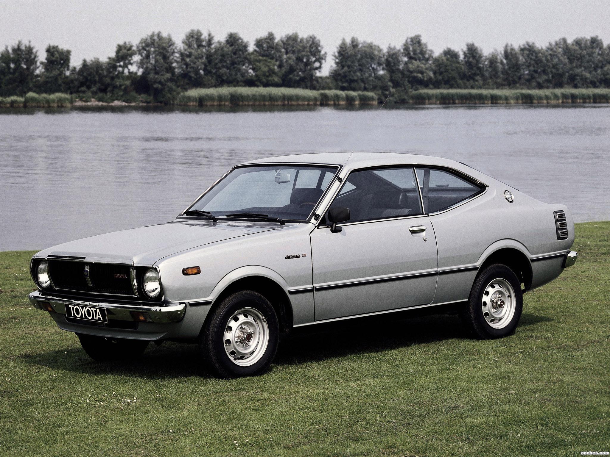 Foto 0 de Toyota Corolla Hardtop Coupe E37 1974
