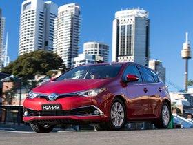 Ver foto 3 de Toyota Corolla Hybrid Australia 2016