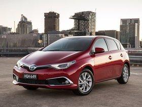 Ver foto 2 de Toyota Corolla Hybrid Australia 2016