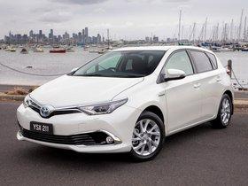 Ver foto 1 de Toyota Corolla Hybrid Australia 2016