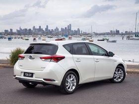 Ver foto 10 de Toyota Corolla Hybrid Australia 2016