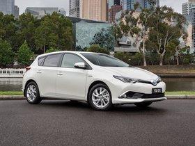 Ver foto 9 de Toyota Corolla Hybrid Australia 2016