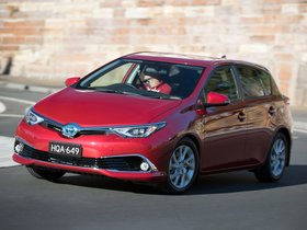 Ver foto 8 de Toyota Corolla Hybrid Australia 2016