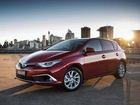 Ver foto 6 de Toyota Corolla Hybrid Australia 2016