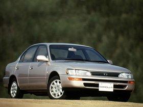 Ver foto 9 de Toyota Corolla Japan 1991