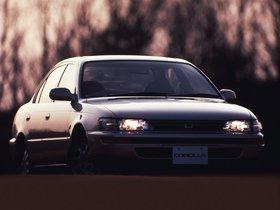 Ver foto 8 de Toyota Corolla Japan 1991