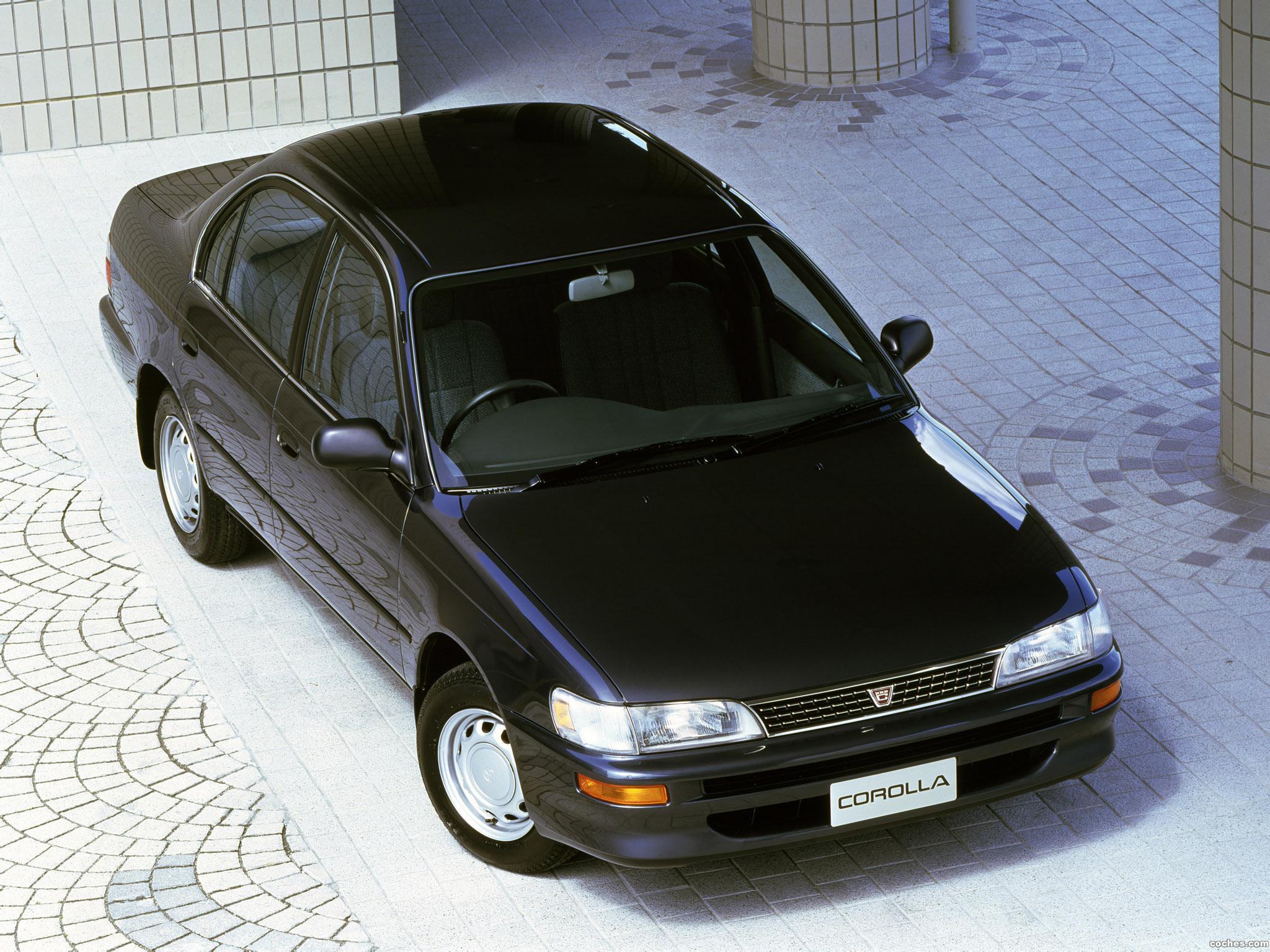 Foto 0 de Toyota Corolla Japan 1991