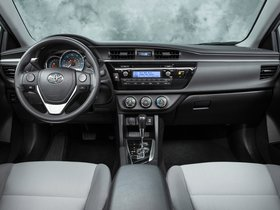 Ver foto 5 de Toyota Corolla L USA 2013