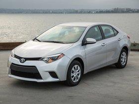 Fotos de Toyota Corolla L USA 2013