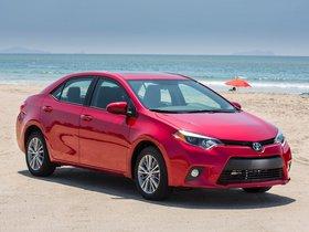 Ver foto 4 de Toyota Corolla LE USA 2013