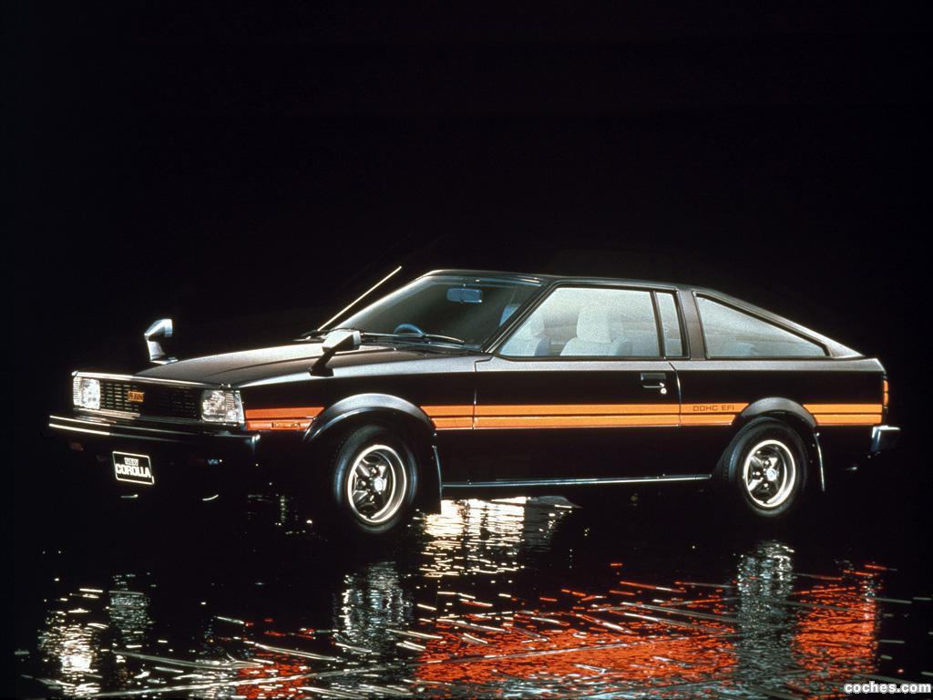 Foto 0 de Toyota Corolla Levin Coupe TE71 1979