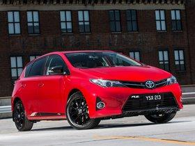 Fotos de Toyota Corolla RZ 2015