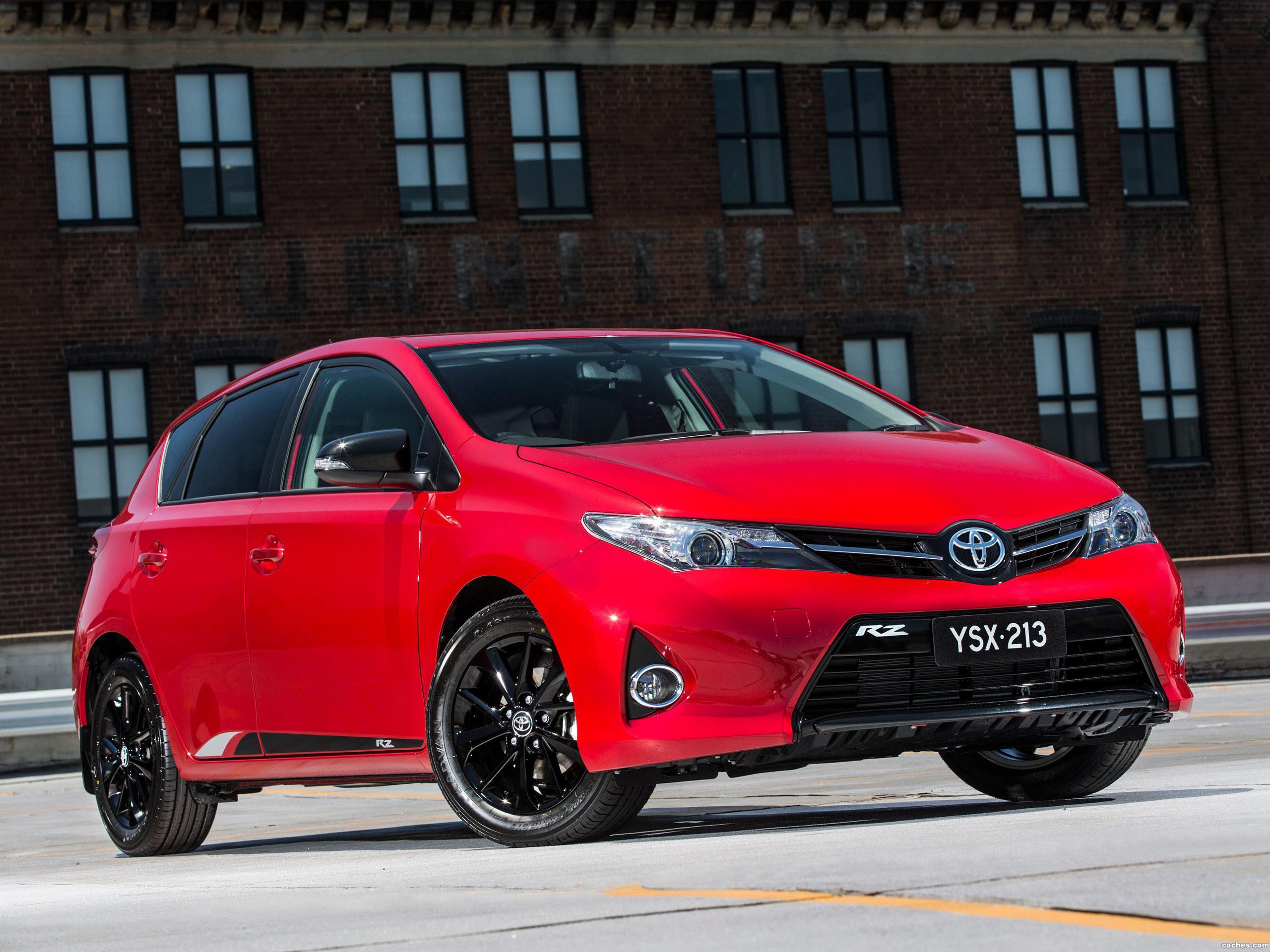 Foto 0 de Toyota Corolla RZ 2015