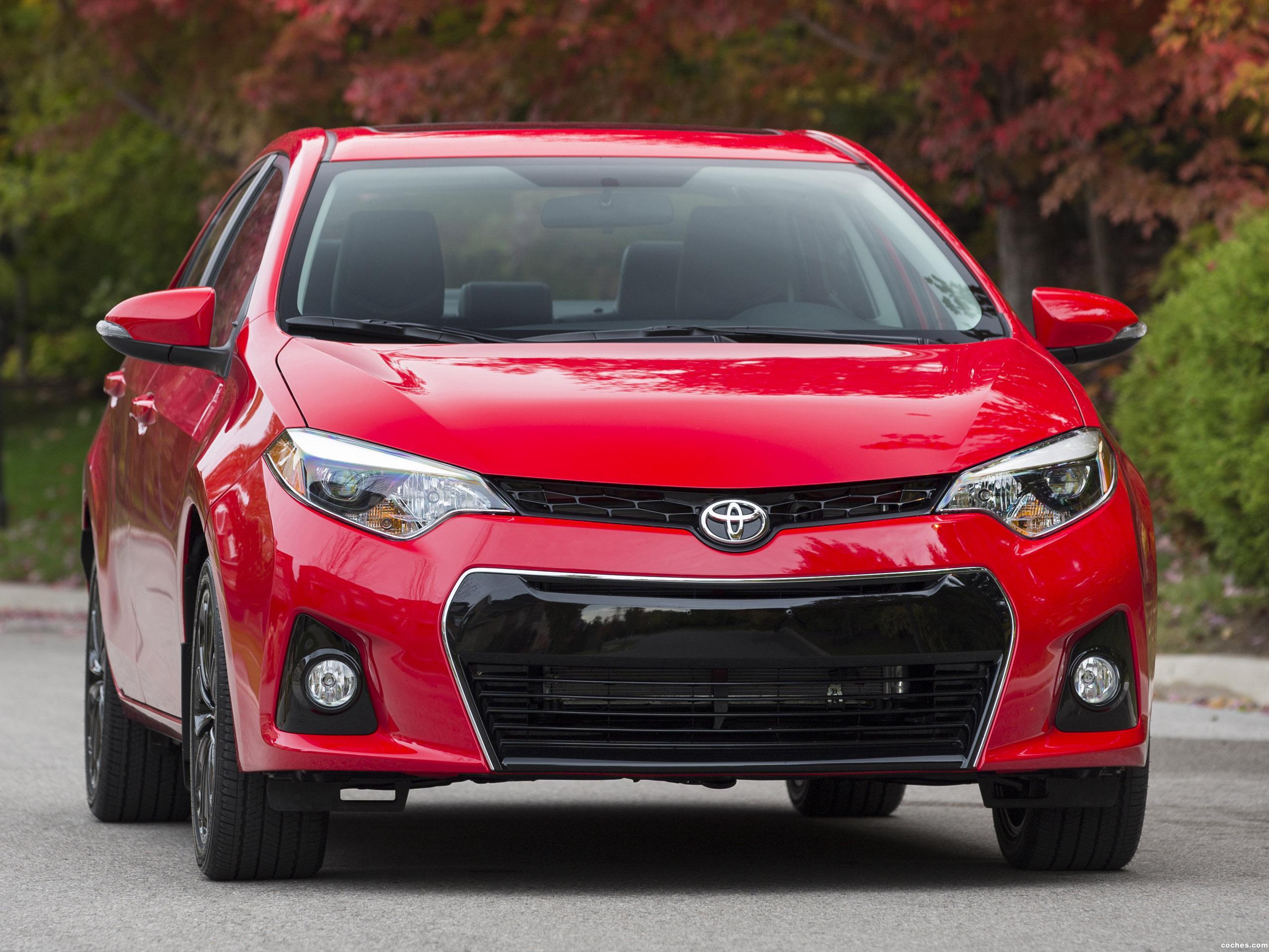 Outofashes Lovemusic 2015 Toyota Corolla S Plus Red
