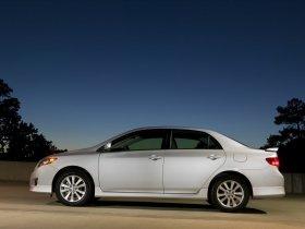 Ver foto 7 de Toyota Corolla S USA 2008