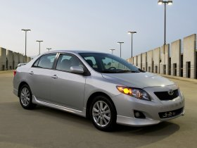 Ver foto 6 de Toyota Corolla S USA 2008