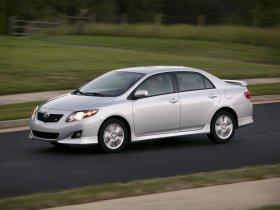 Ver foto 3 de Toyota Corolla S USA 2008