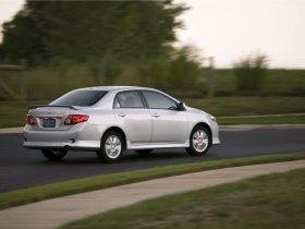 Ver foto 2 de Toyota Corolla S USA 2008