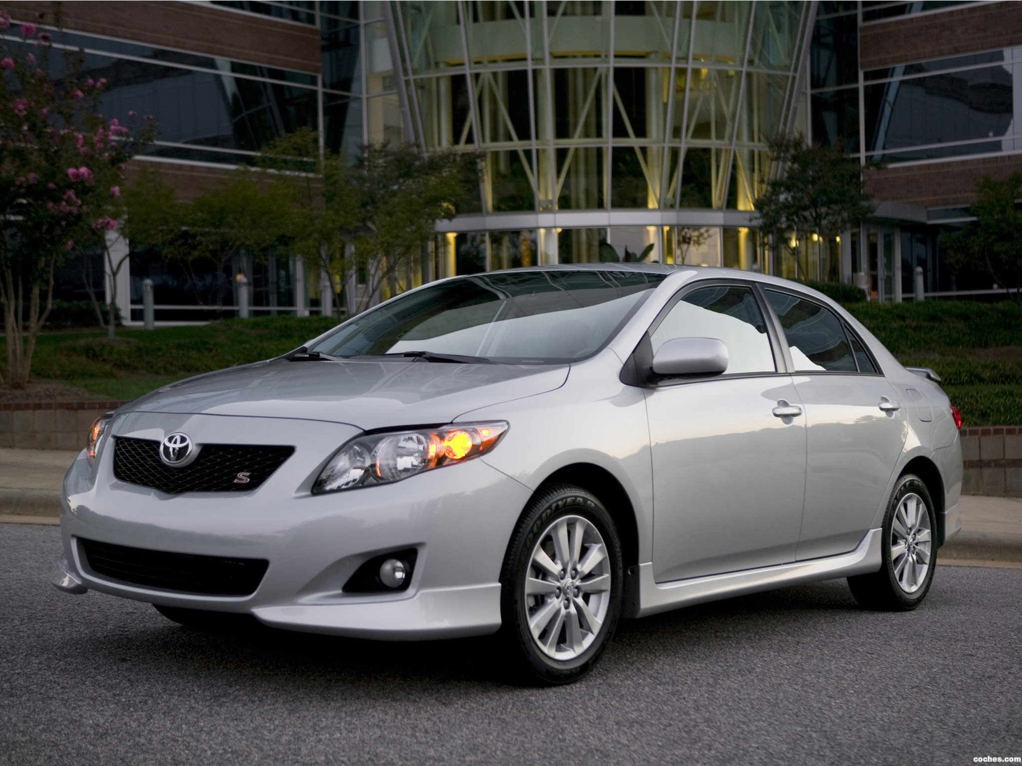 Foto 0 de Toyota Corolla S USA 2008