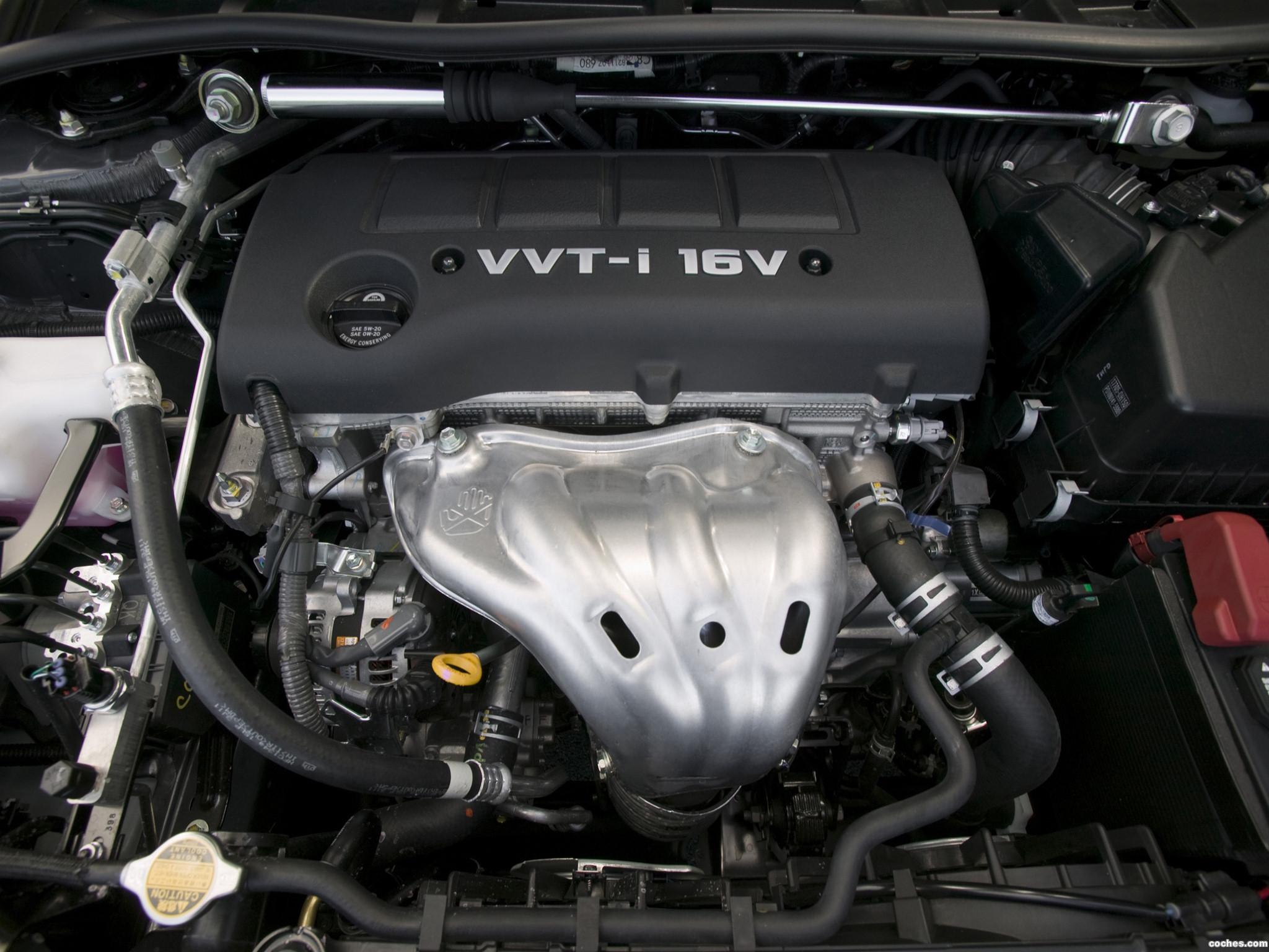 Foto 8 de Toyota Corolla S USA 2008
