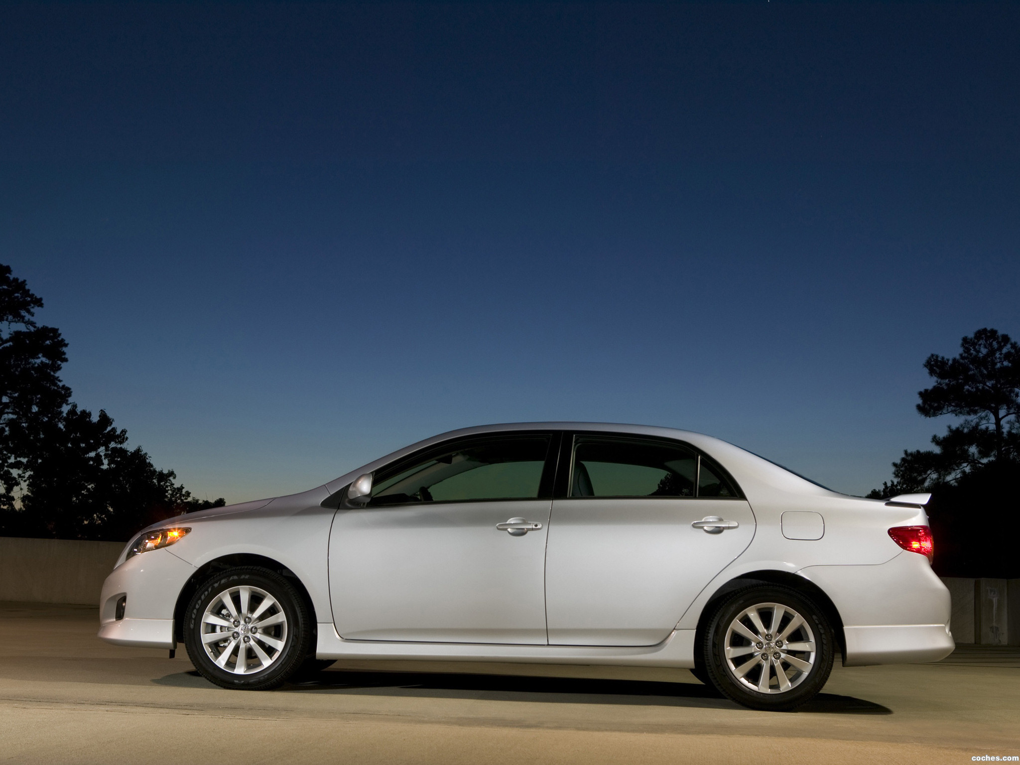 Foto 6 de Toyota Corolla S USA 2008