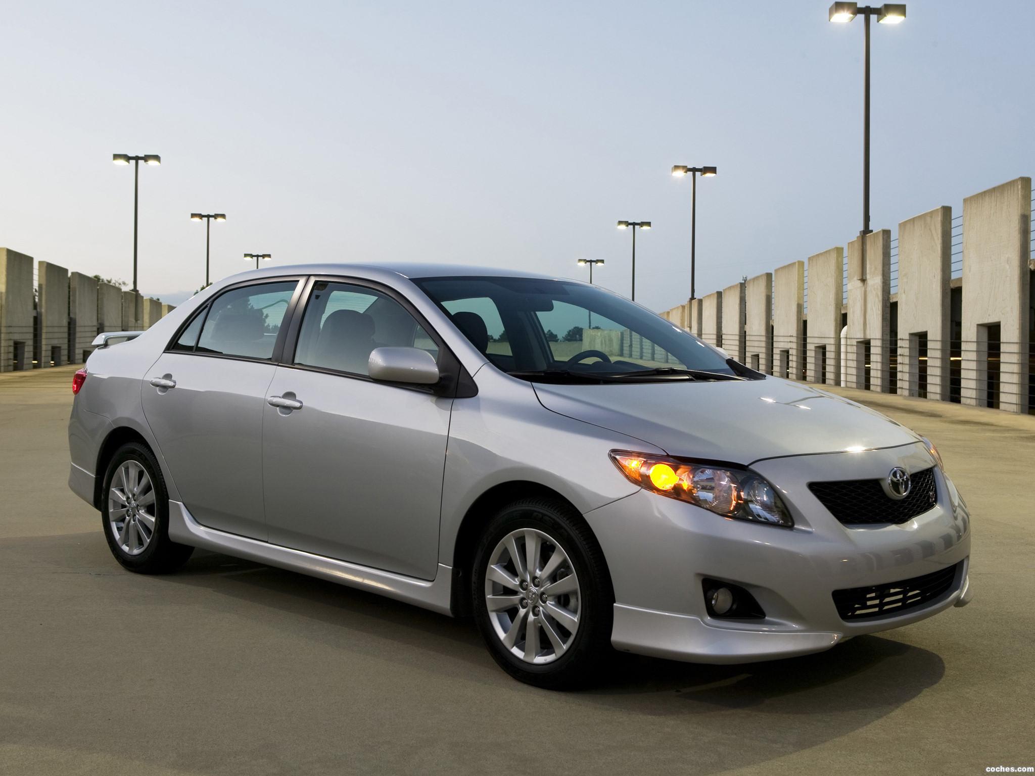 Foto 5 de Toyota Corolla S USA 2008