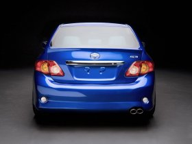Ver foto 3 de Toyota Corolla S3 USA 2008