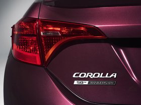 Ver foto 4 de Toyota Corolla SE 50th Anniversary USA 2016