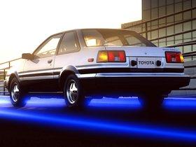 Ver foto 3 de Toyota Corolla SR5 Sport Coupe AE86 1984