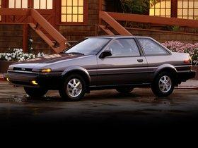 Ver foto 2 de Toyota Corolla SR5 Sport Coupe AE86 1984