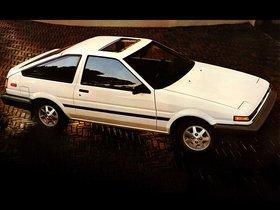 Ver foto 2 de Toyota Corolla SR5 Sport Liftback AE86 1984