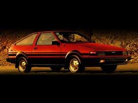 Ver foto 1 de Toyota Corolla SR5 Sport Liftback AE86 1984