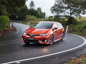 Fotos de Toyota Corolla SX 2015