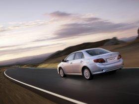 Ver foto 7 de Toyota Corolla Sedan 2007