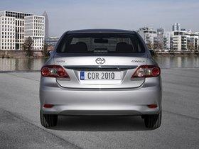 Ver foto 6 de Toyota Corolla Sedan 2010