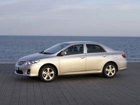 Ver foto 4 de Toyota Corolla Sedan 2010
