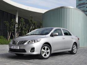 Ver foto 3 de Toyota Corolla Sedan 2010