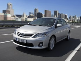 Fotos de Toyota Corolla Sedan 2010