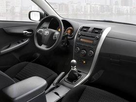 Ver foto 14 de Toyota Corolla Sedan 2010