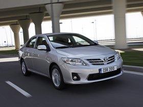 Ver foto 8 de Toyota Corolla Sedan 2010