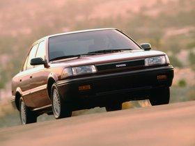 Ver foto 8 de Toyota Corolla Sedan Deluxe USA 1987