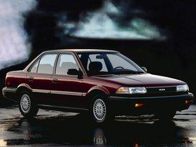Ver foto 7 de Toyota Corolla Sedan Deluxe USA 1987