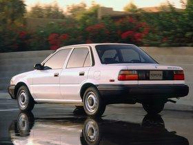 Ver foto 5 de Toyota Corolla Sedan Deluxe USA 1987