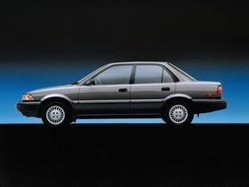 Ver foto 2 de Toyota Corolla Sedan Deluxe USA 1987