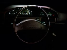 Ver foto 13 de Toyota Corolla Sedan LE USA 1987