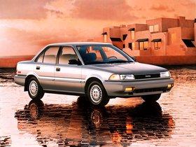 Ver foto 11 de Toyota Corolla Sedan LE USA 1987