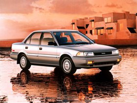 Ver foto 4 de Toyota Corolla Sedan LE USA 1987