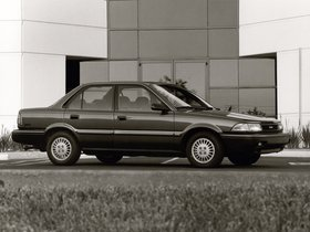 Ver foto 3 de Toyota Corolla Sedan LE USA 1987