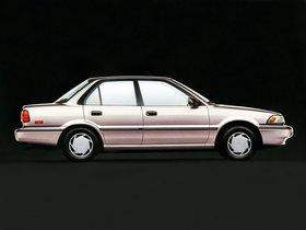 Ver foto 2 de Toyota Corolla Sedan LE USA 1987